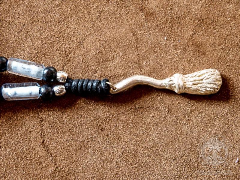 Hexen-Ritualkette (925 Sterlingsilber) *EINZELSTÜCK*