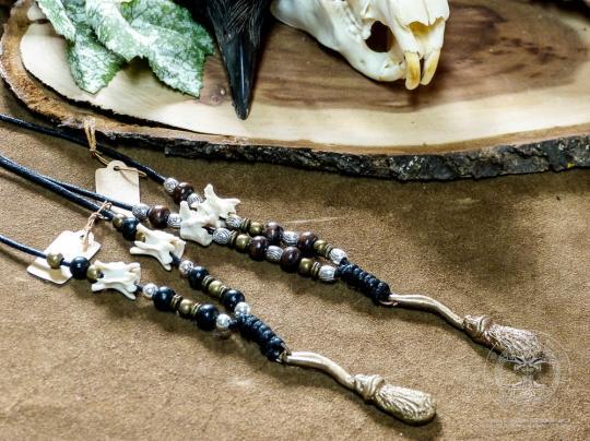 Hexen-Ritualkette (Bronze, 1 Stk.)