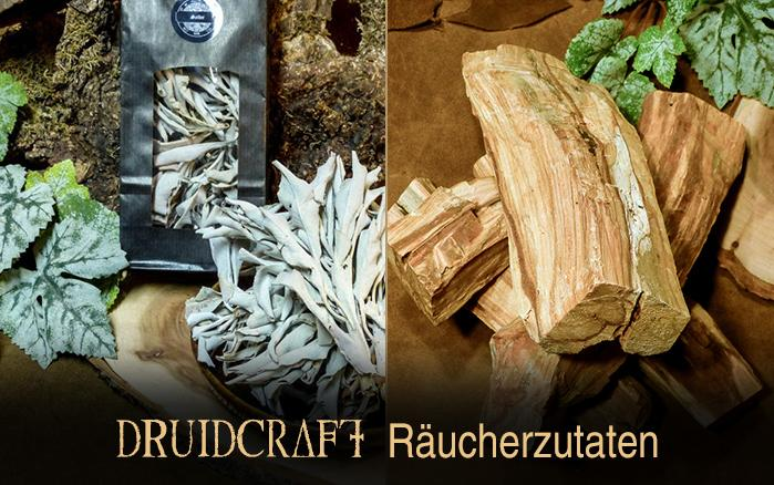 DRUIDCRAFT Räucherzutaten