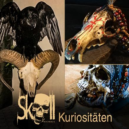 SKULL WORKS by DRUIDCRAFT - Kuriostitäten
